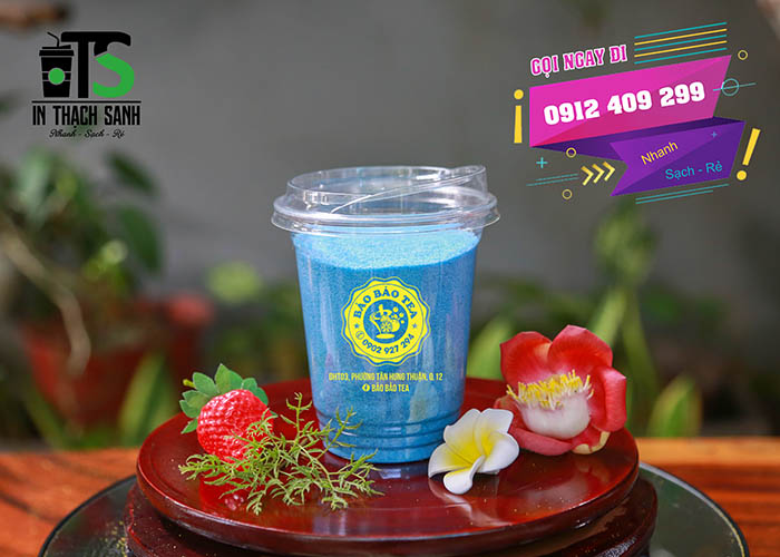 In ly nhựa giá rẻ tại Gò Vấp – xưởng in Thạch Sanh